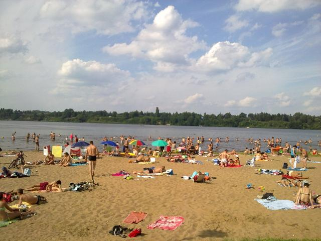 Plaża - MojRower.pl