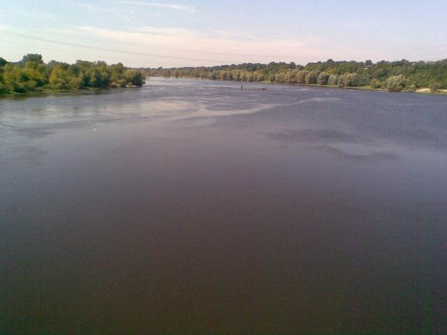 Narew z mostu - MojRower.pl