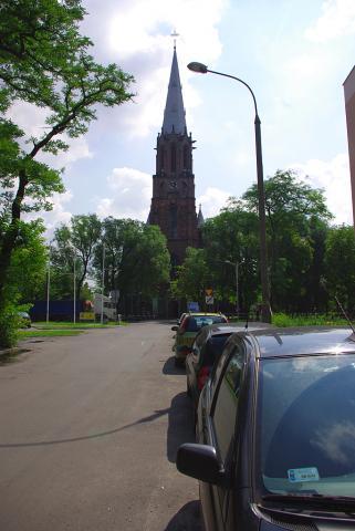 Kościół w Goduli - MojRower.pl