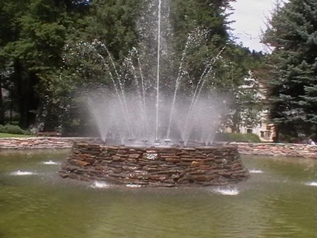 Park zdrojowy Duszniki, autor: robert-hartman