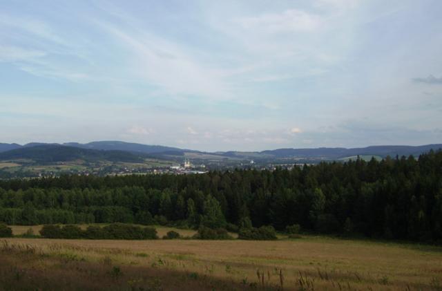 Panorama Krzeszów, autor: xzera