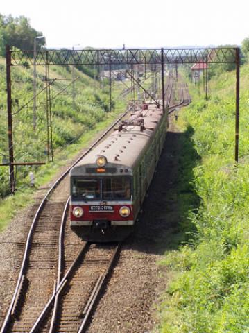 wiadukt w Skibnie - MojRower.pl