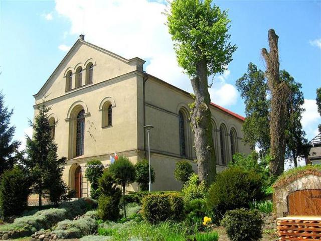 kościół pw. św. Michała Archanioła w Targowej Górce, autor: danutamk