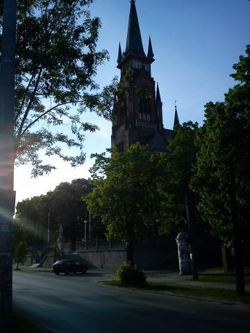 Kościół, autor: pierzynka100
