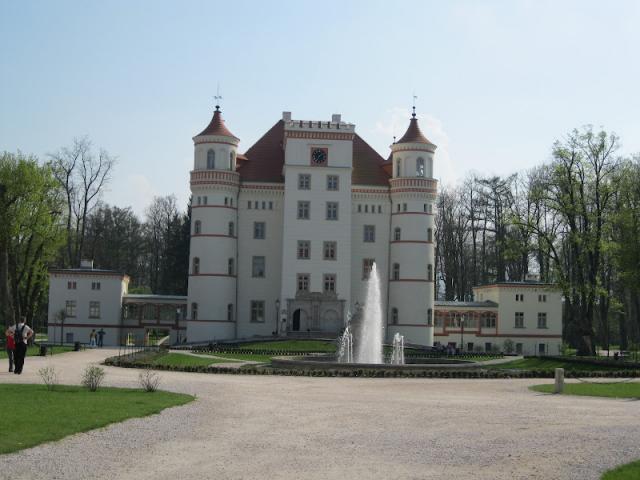 Pałac w Wojanowie, autor: robalson