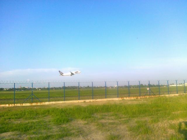 lotnisko, autor: hudzikj