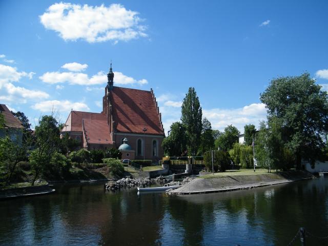Katedra św. Marcina i Mikołaja w Bydgoszczy, autor: leon