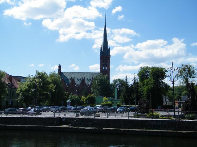 Kościół św. Andrzeja Baboli w Bydgoszczy, autor: leon