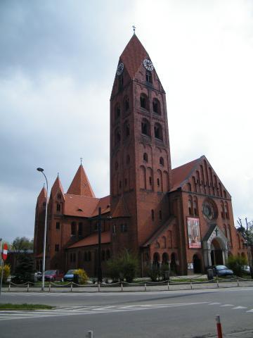 Katedra św. Stanisława w Ostrowie Wlkp., autor: leon