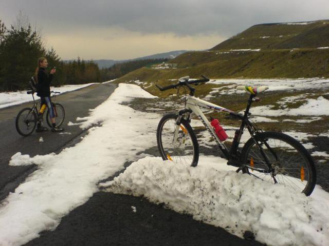Śnieg w marcu na górze Żar, autor: vanhelsing