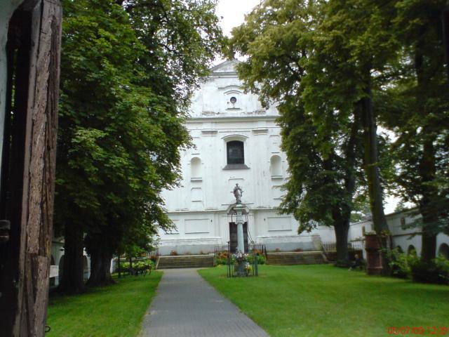 Kościół w Miedniweicahc
