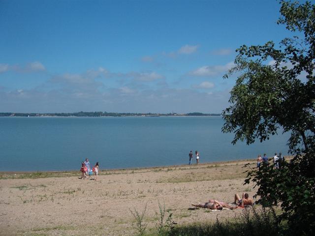 Jezioro Mietkowskie, autor: wiesiek