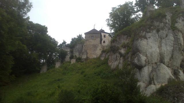 Zamek Ojców - MojRower.pl