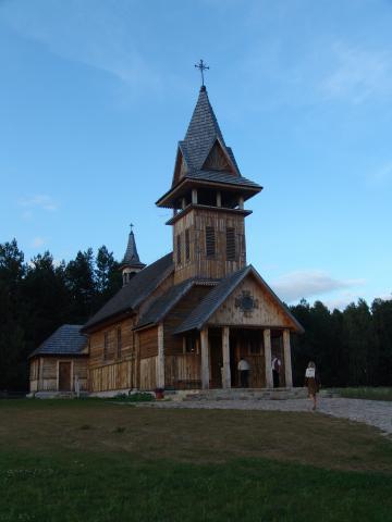 Kościółek Prawosławny, autor: zdz20