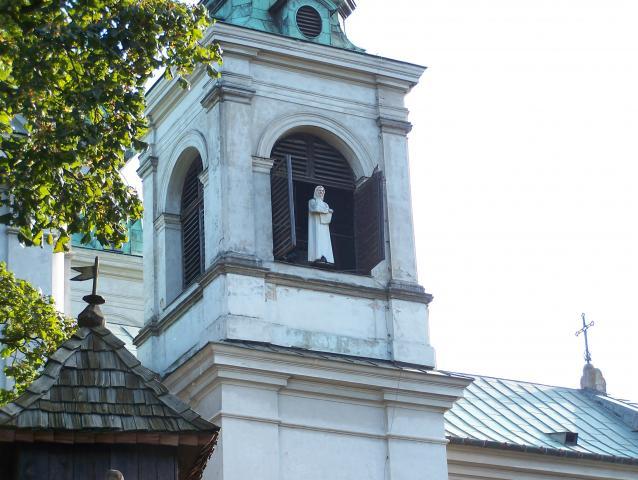 Barokowy kościół - MojRower.pl