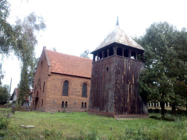 Cerkiew w Starym Wołowie, autor: paveln