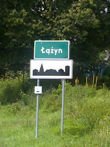 Łążyn ;) - MojRower.pl