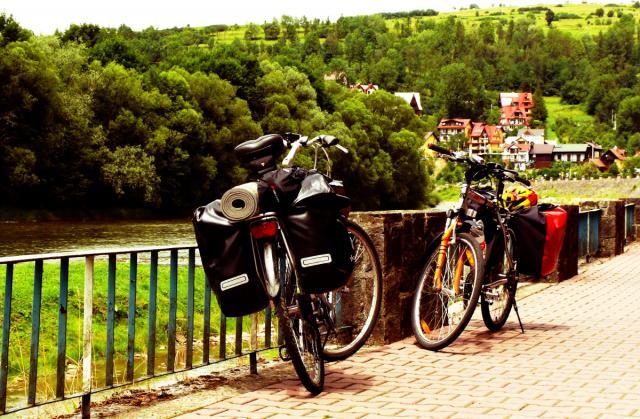 Dunajec - Szczawnica - MojRower.pl