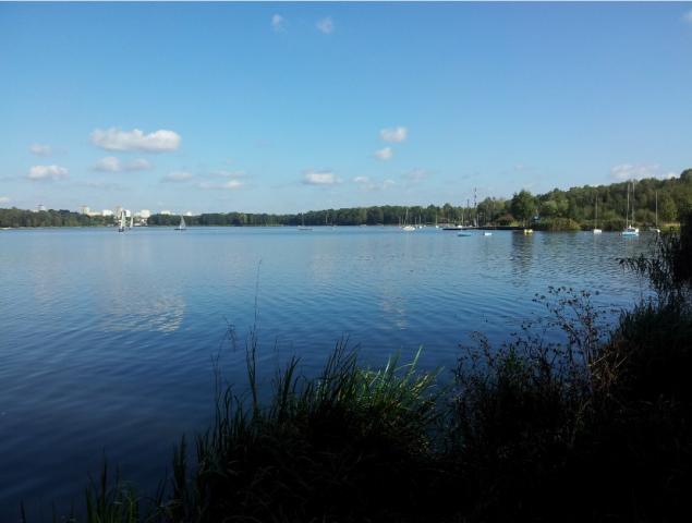Jezioro - MojRower.pl