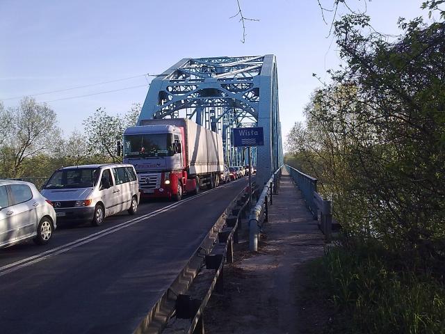 Most im. Józefa Piłsudskiego z 1911r., odbudowany w 1952r. - MojRower.pl