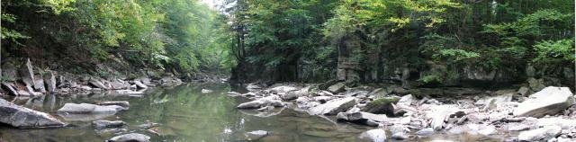 Dołżyca k/Cisnej - Rezerwat Sine wiry - Dołżyca - MojRower.pl