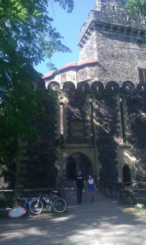 Zamek Grodziec - MojRower.pl