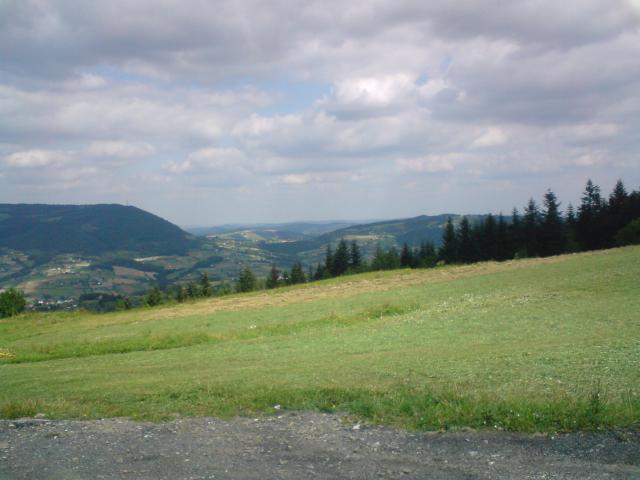 Panorama z Wysokiego, autor: tankian
