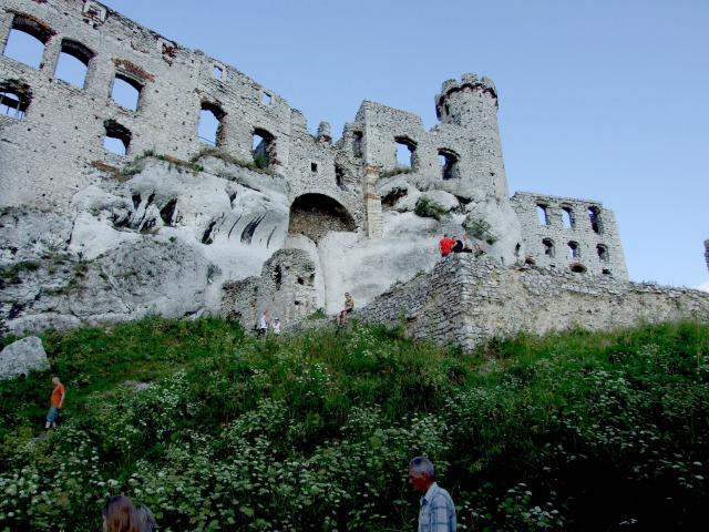 Zamek w Ogrodzieńcu, autor: pawelk84