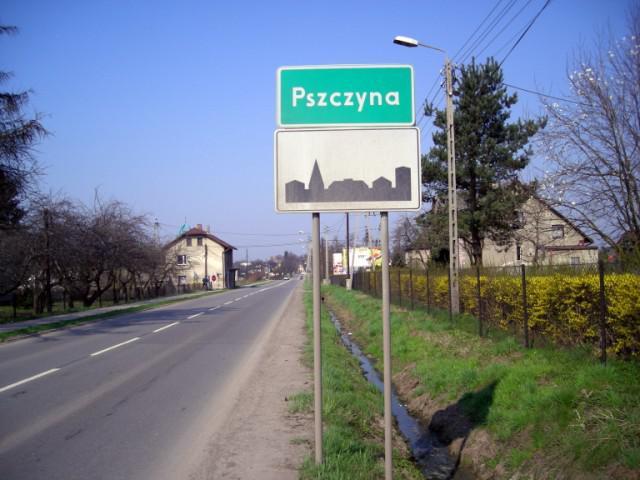 Wjazd do Pszczyny, autor: bikerrr