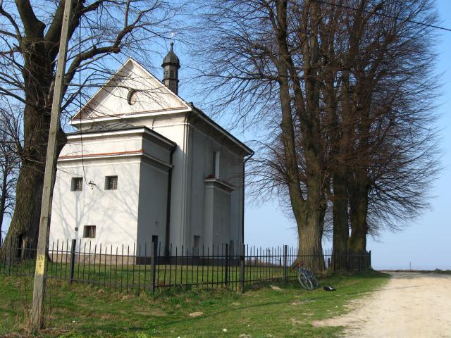 Kościółek na Magdalence, autor: miciu